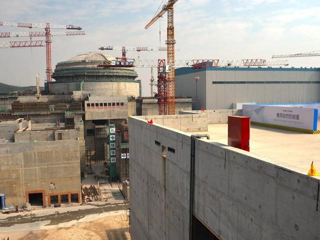 Sorge nach Bericht über Leck in chinesischem Atomkraftwerk