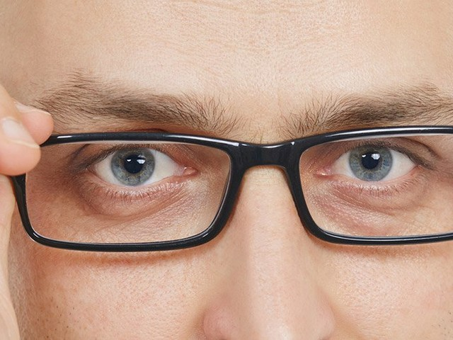 Was lebt auf unserer Brille?