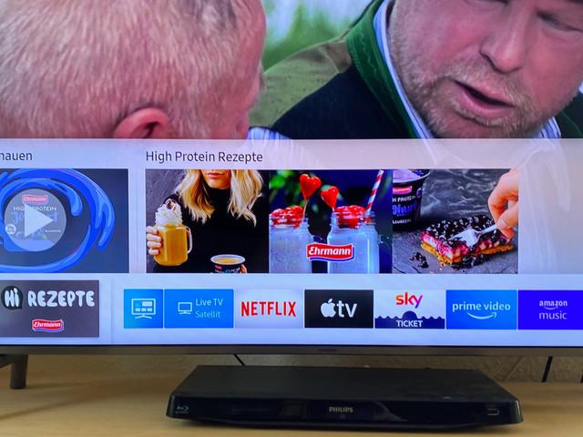 Samsung TV: Werbung ausschalten – so geht es