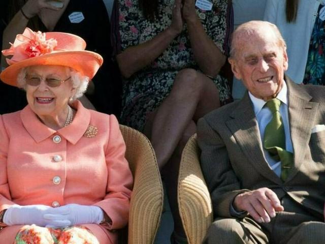 Queen Elizabeth II. und Prinz Philip: Geschenk der Urenkel zum Hochzeitstag