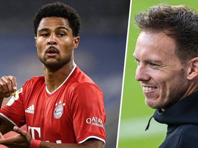 """Gnabry schwärmt von Nagelsmann: Kommender Bayern-Trainer """"macht Spieler besser"""""""