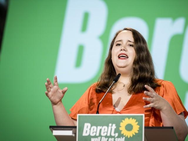 """Grünen-Politikerin Ricarda Lang im watson-Interview: """"Es gibt nicht das eine grüne Erfolgsrezept, das überall funktioniert"""""""