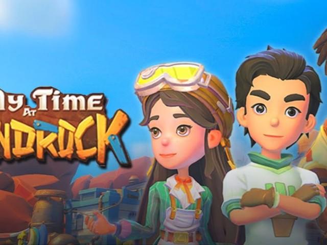 My Time at Sandrock: Kickstarter für Wüsten-Nachfolger des Aufbau-Abenteuers gestartet