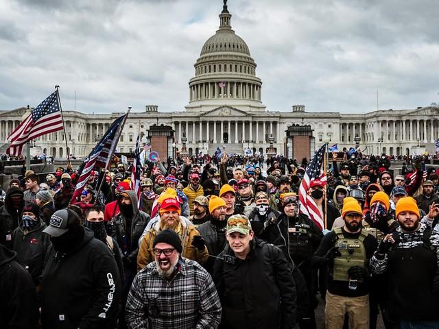 Kapitol rüstet sich für Pro-Trump-Demonstration