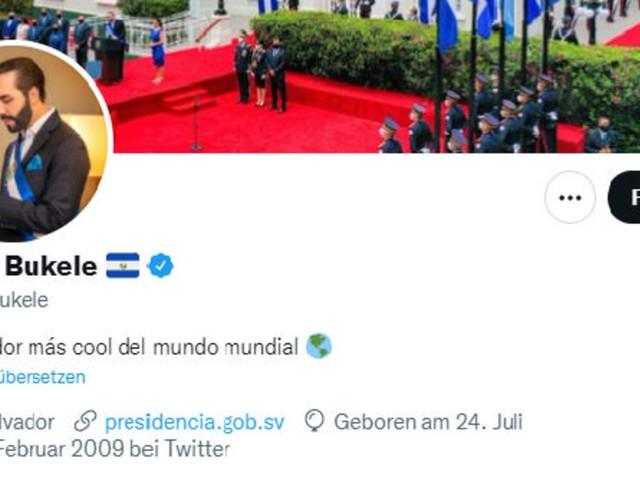 """Schlechter Scherz: Präsident nennt sich selbst """"coolster Diktator der Welt"""" – El Salvador fürchtet um Demokratie"""