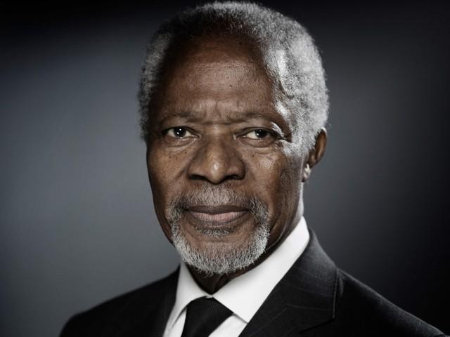 Früherer UN-Generalsekretär: Kofi Annan ist tot
