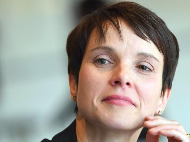 Prozessbeginn: Frauke Petry muss sich wegen Meineids verantworten