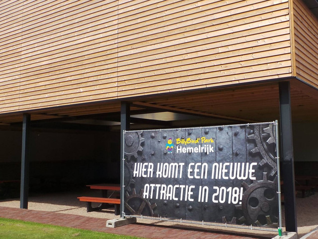 BillyBird Park Hemelrijk arbeitet an Neuheit für 2018