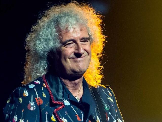 Queen: Brian May verstört das Netz mit sexistischem Bierglas