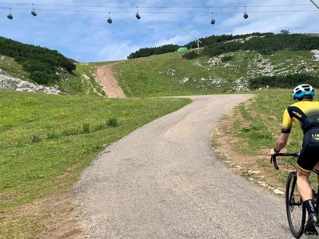 Hochkar: Rennen am steilsten Radberg