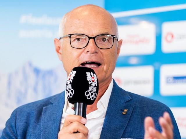 ÖOC-Präsident Karl Stoss über starke Frauen und Corona in Tokio