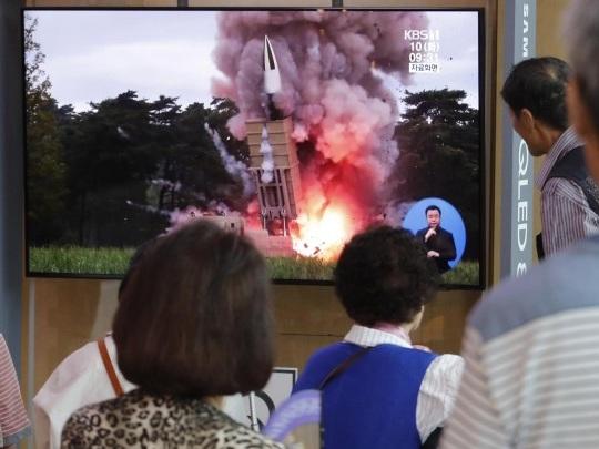 Nordkorea - Neues Raketensystem getestet