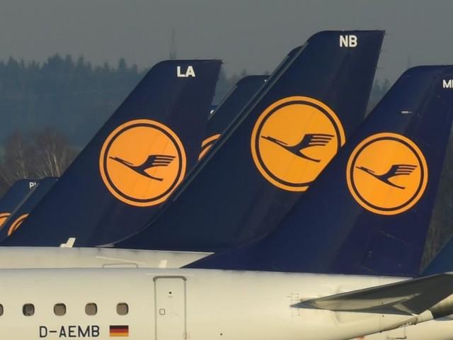Lufthansa sagt 1300 Flüge ab - auch Wien-München ist betroffen