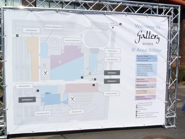 Gallery Shoes - Auftaktveranstaltung lässt hoffen