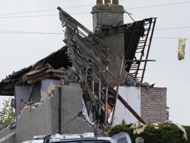 Kleinkind in England stirbt nach Gasexplosion
