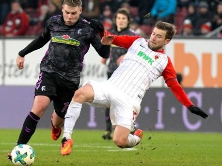 3:3 gegen Freiburg: Augsburg erkämpft ein Unterschieden in letzter Minute