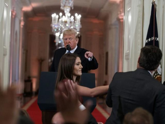 Nach Ausschluss von Reporter Jim Acosta: CNN verklagt die US-Regierung