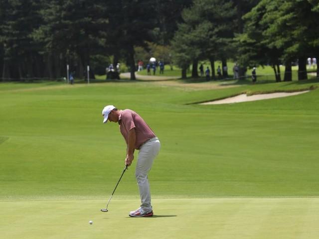 Golfer Sepp Straka bleibt in Tokio voll im Medaillenrennen