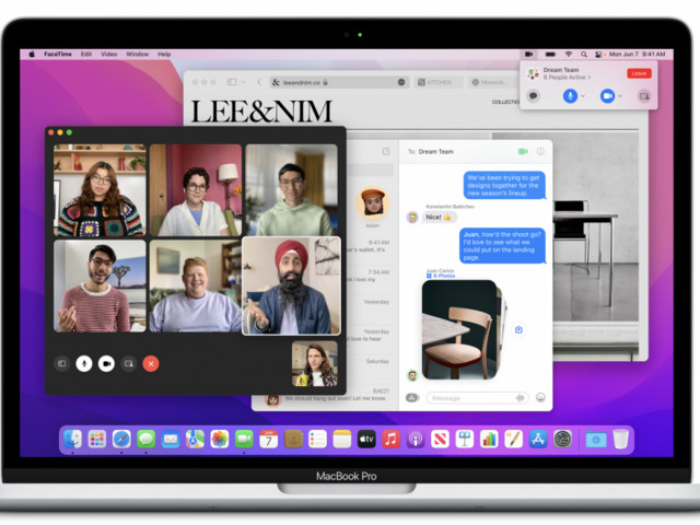macOS 12 Monterey: Apple wirft PHP raus