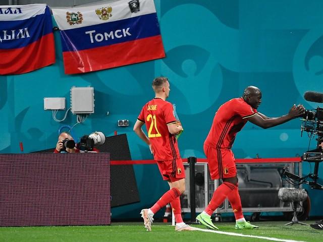 Belgiens Torjäger Lukaku: Ein Typ, der dem DFB-Team dringend fehlt