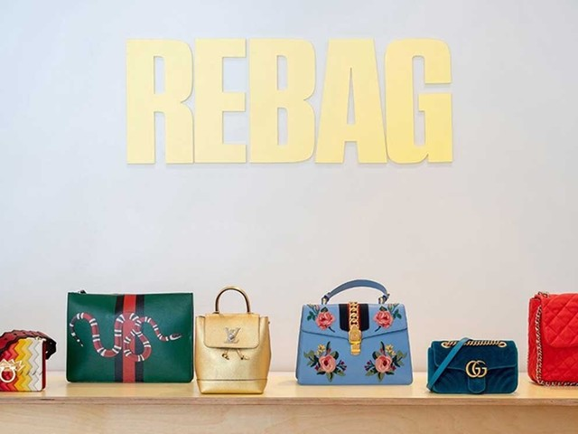 Fashion Resale, ein boomender Markt: Interview mit Charles Gorra, CEO von Rebag