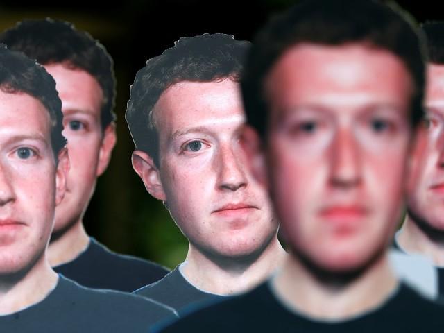 """Mark Zuckerberg: """"Wir haben niemals Nutzerdaten verkauft"""""""