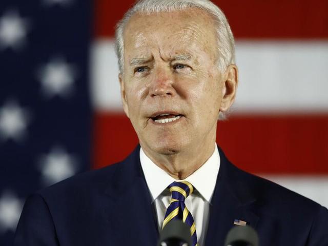 Promis hinter Joe Biden könnten zur Gefahr für Trumps Wiederwahl werden