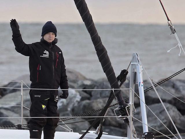 UN-Klimakonferenz: Greta Thunberg verspätet sich - an deftigen Warnungen mangelt es aber nicht