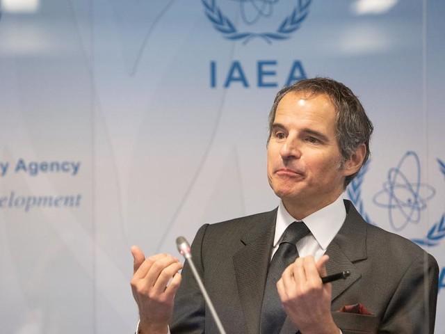 IAEA-Chef Grossi: Dringendstes Problem mit Iran gelöst