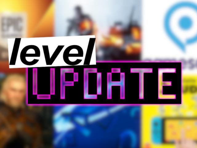 Level Update: Die spannendsten Gaming-News der Woche