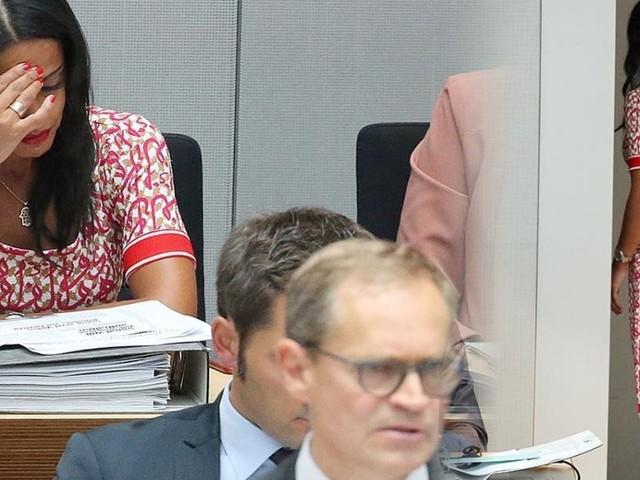 Nach Kritik an Tweet: Sawsan Chebli verlässt unter Tränen den Plenarsaal