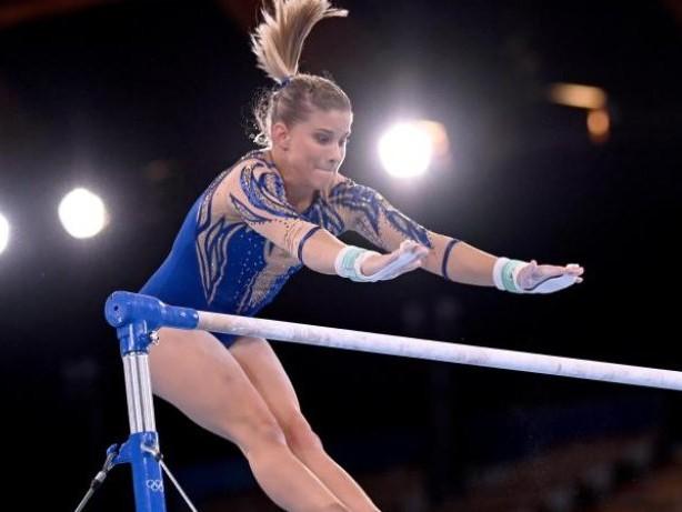 Olympische Spiele: Sportler zollen Turn-Star Biles Respekt für Startverzicht