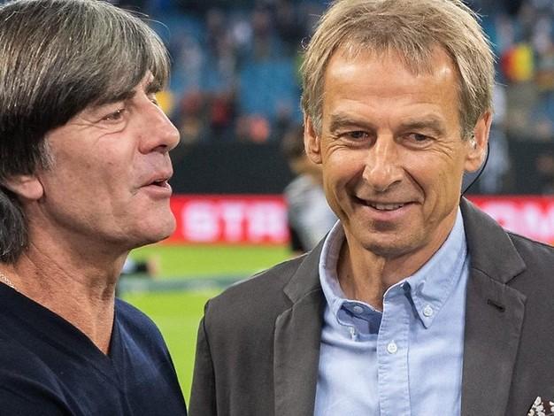 "Fußball-EM: ""Großartiger Mensch"" – Klinsmann schwärmt von Löw"