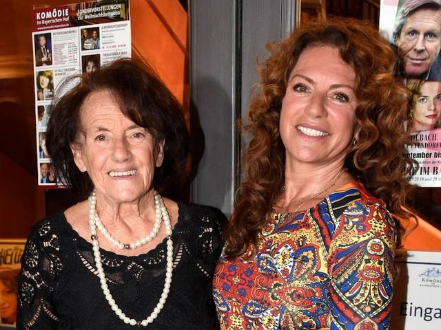 Besondere Umstände - Schauspielerin Christine Neubauer wohnt mit 58 Jahren wieder bei ihrer Mutter