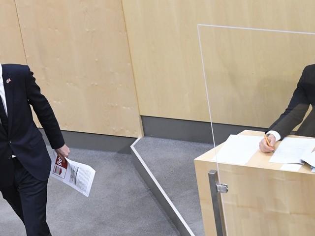Ministeranklage gegen Blümel und Schramböck abgelehnt