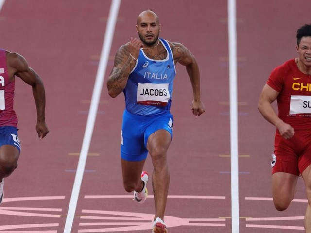 Italienische Olympia-Sensation: 100-Meter-Gold für Lamont Jacobs