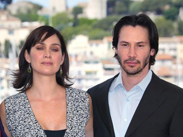 """""""Matrix 4"""": Keanu Reeves und Carrie-Anne Moss kehren für SciFi-Fortsetzung zurück"""