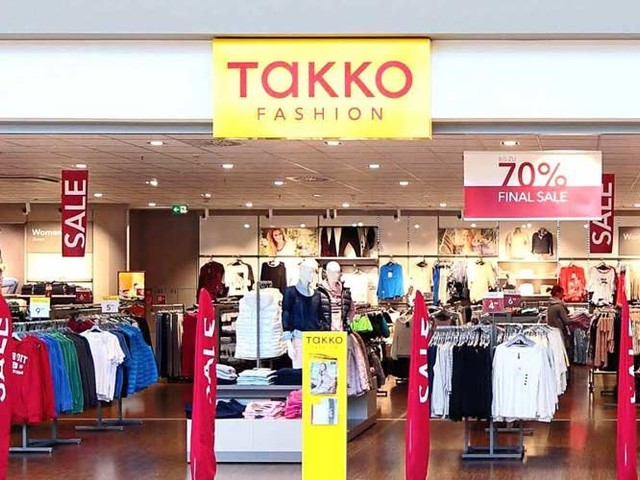 Takko will mit kleinen Filialen groß expandieren