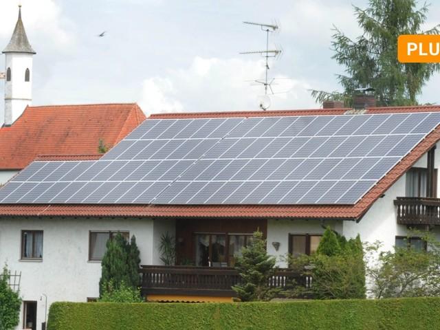 Ein Ort in Bayern erzeugt bald das 14-fache seines eigenen Strombedarfs