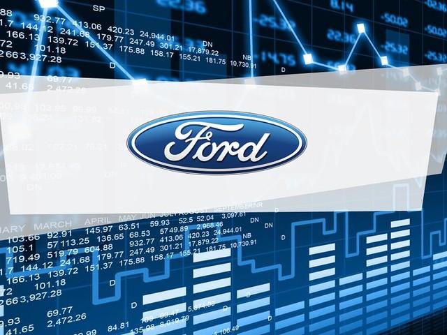 Ford Motor-Aktie Aktuell - Ford Motor nahezu konstant