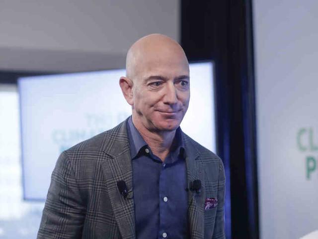 """""""Wir können die Erde retten"""": Jeff Bezos will zehn Milliarden Dollar fürs Klima spenden"""