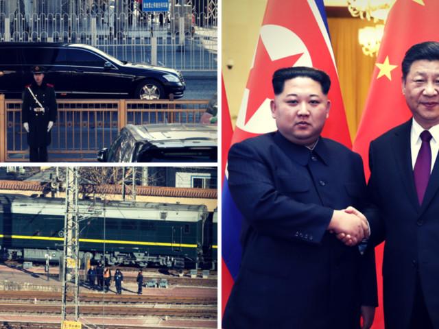 Nordkorea: Warum Diktator Kim Jong-un überraschend China besucht