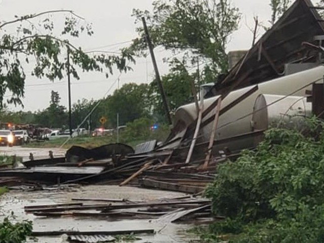 Acht Tote bei massiven Stürmen in den USA