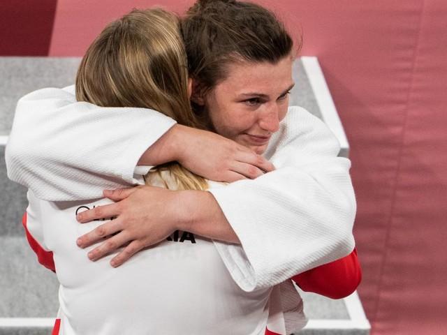 Zwei Medaillen in 24 Stunden: Das Olympia-Märchen von Österreichs Judoka