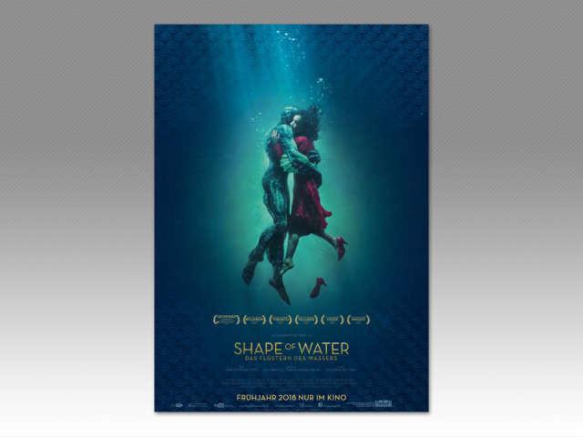 Shape of Water: Deutscher Trailer zum düsteren Fantasy-Film