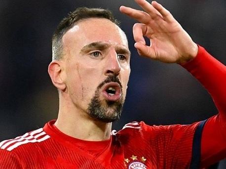 Franck Ribéry will sich mit Abschied vom FC Bayern nicht abfinden