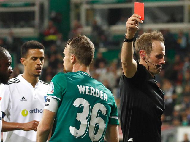 2. Bundesliga: HSV schlägt Werder Bremen in hitzigem Nordderby