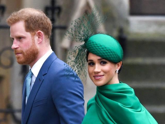 Prinz Harry + Herzogin Meghan: Von wem Meghan während des Oprah-Interviews Unterstützung per SMS bekam