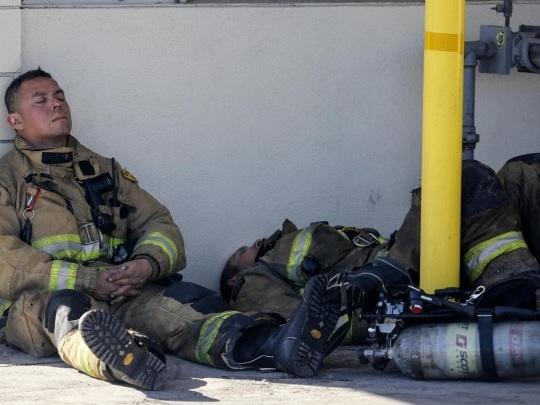 Waldbrände - Kalifornien hebt Evakuierung auf