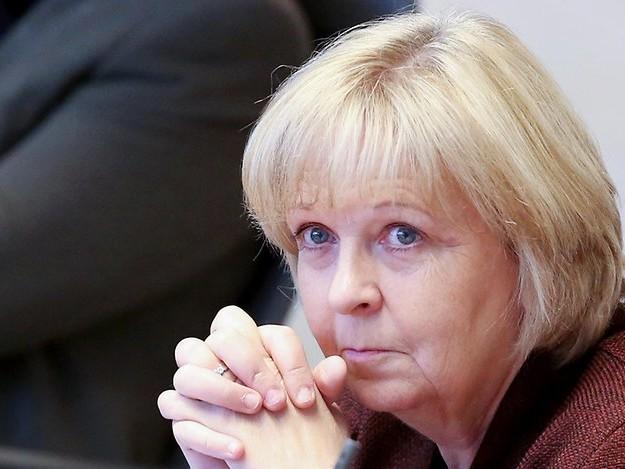 Ehemalige NRW-Ministerpräsidentin: Hannelore Kraft kandidiert nicht mehr für Landtag